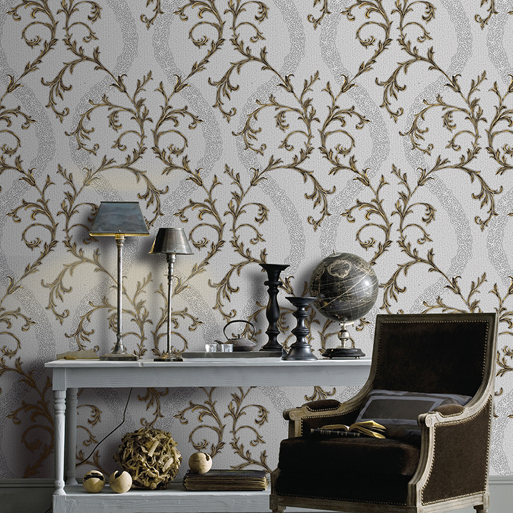 Shunmei Wallpaper-PVC wallpaper 3D wallpaper home wallpaper non woven wallpaper wallpaper for decoration home decor wallcovering