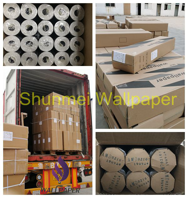 Shunmei Wallpaper-PVC wallpaper|3D wallpaper|home wallpaper|non woven wallpaper|wallpaper for decoration|home decor|wallcovering